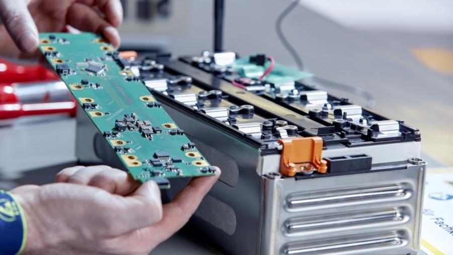 Opel Akkus Batterie