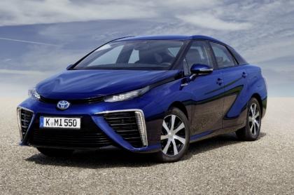 Förderung Brennstoffzellen