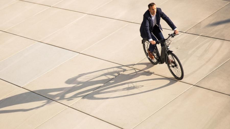 Der BVZF rechnet mit 340.000 geleasten Rädern in 2020. Foto: JobRad