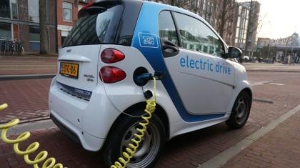E-Auto Elektroauto Studie
