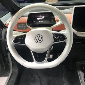 Sitzen im VW ID.3