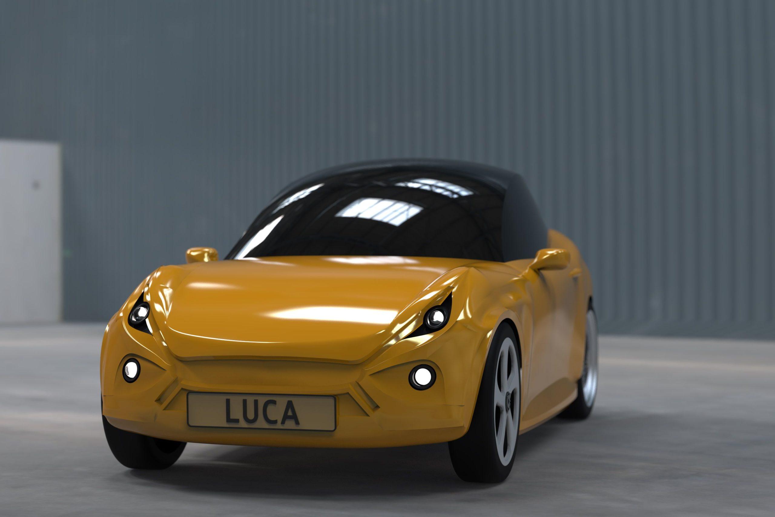 Luca Elektroauto
