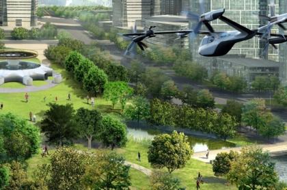 So stellt sich Hyundai die Zukunft vor. Foto: Hyundai