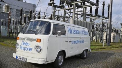 Bulli Volkswagen Elektromobilität