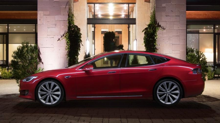 Tesla Garantie Akku