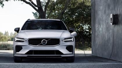 Volvo Strom Plug-in-Hybrid