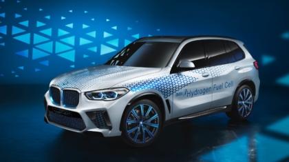 BMW X5 Brennstoffzelle
