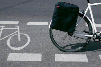 Schutzstreifen Radfahrer