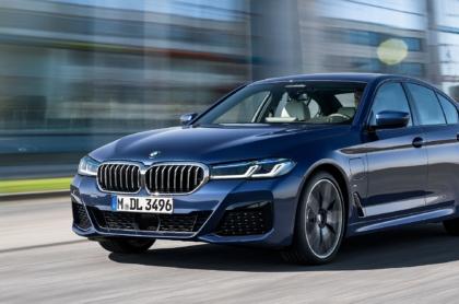 BMW Fünfer Plug-in