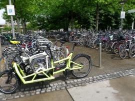 Parkplätze Fahrrad