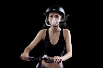 Luftreiniger Fahrrad