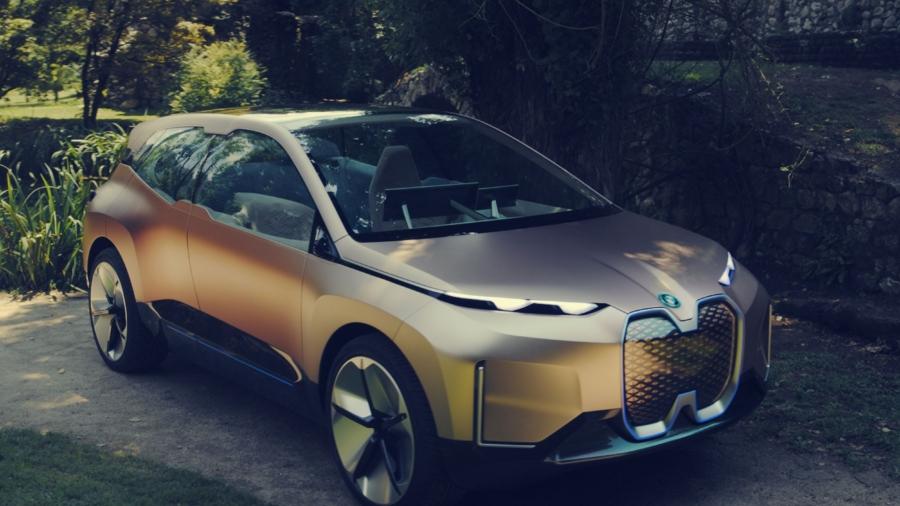 Elektroautos BMW
