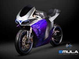 McFly E-Motorrad