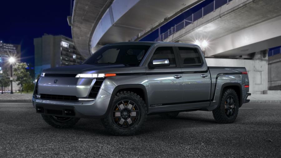 Anfang 2021 will das Start-up Lordstown den Elektro-Pick-up Endurance in den USA auf den Markt bringen