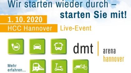 DMT Arena 2020