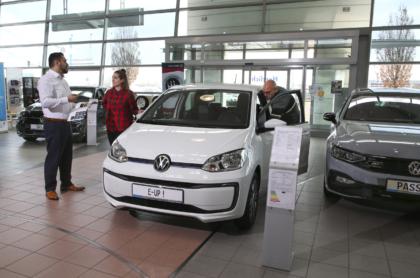 Bei VW wirft das Autogeschäft aktuell nur wenig Geld ab