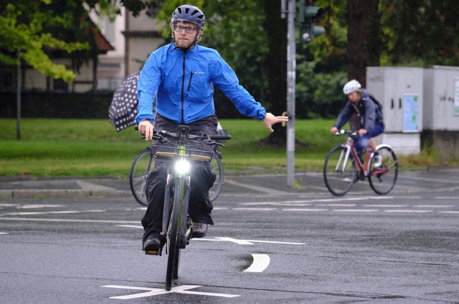 Fahrradscheinwerfer