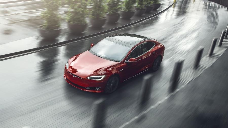 Tesla-Brände