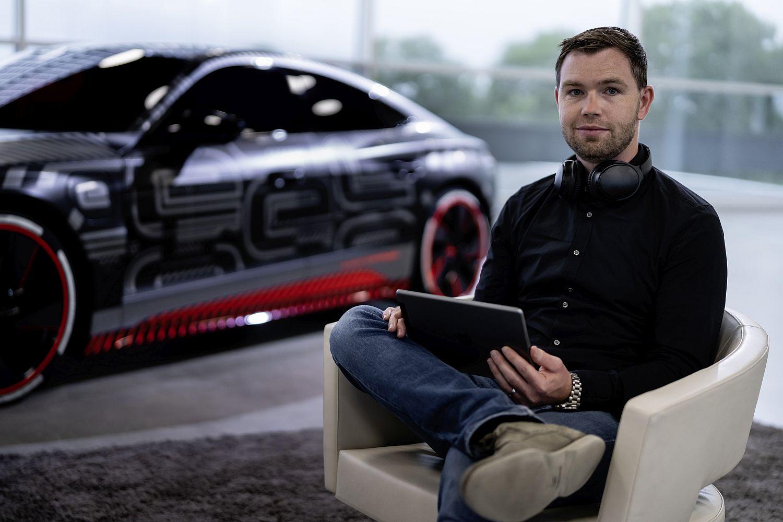 Audi e-tron GT Sound