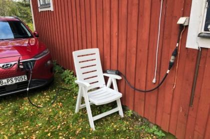 Unser Autor ist mit dem Hyundai Kona nach Schweden gefahren