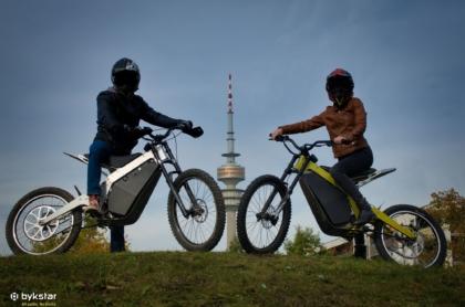 Bykstar Fahrrad