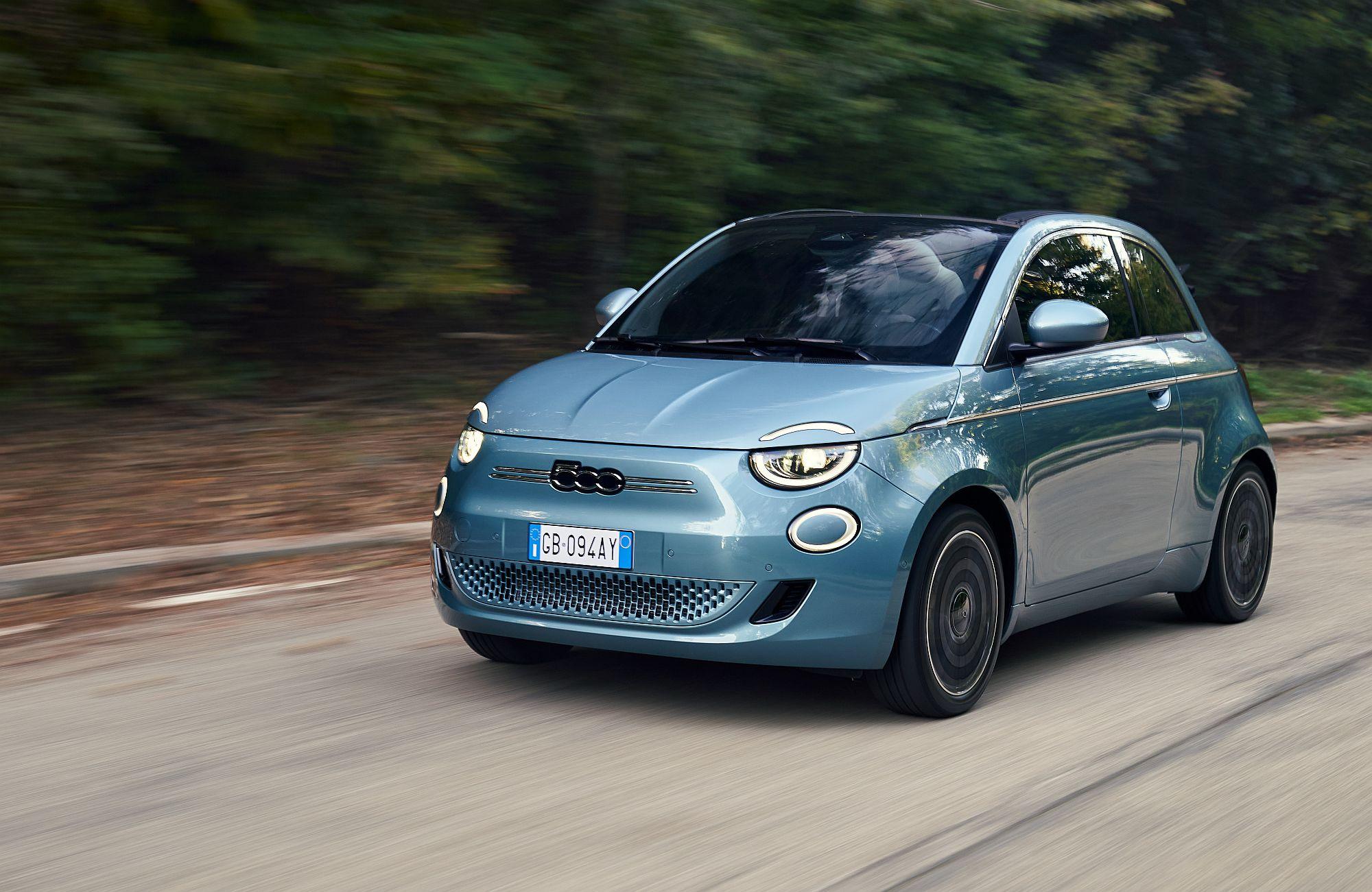 Fiat 500 e: Knuddeliger Stromer - Puls Magazin