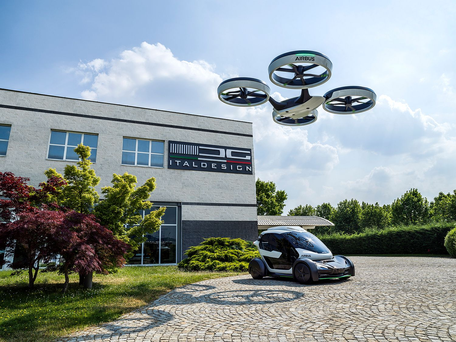 Flugtaxis Flugtaxi Drohne