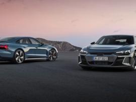 Ausblick Audi