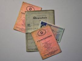Führerschein Führerscheine